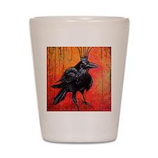 Darlington, The Raven King Shot Glass