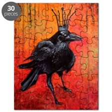 Darlington, The Raven King Puzzle