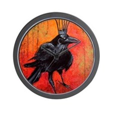 Darlington, The Raven King Wall Clock