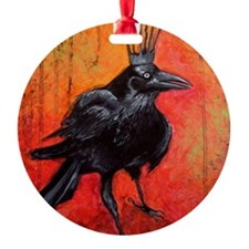 Darlington, The Raven King Ornament