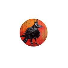Darlington, The Raven King Mini Button