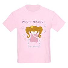 Princess Mcgiggles T-Shirt