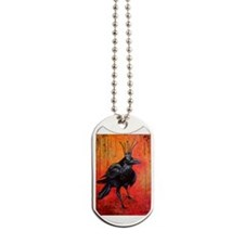 The Raven King Darlington Dog Tags