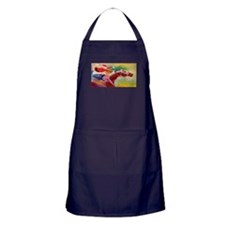 Derby Santa Apron (dark)