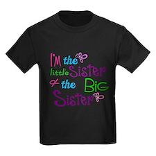 Im a littl and big sister T-Shirt