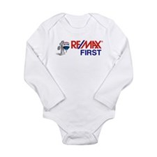 Remax_First_logo_stacked _balloon Body Suit