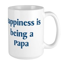 Papa : Happiness Mugs