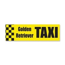 Cute Taxicab Car Magnet 10 x 3