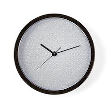 Bubble Wrap Small Wall Clock