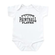Future Paintball Player Infant Bodysuit