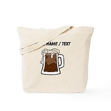 Custom Root Beer Float Tote Bag