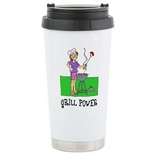 FIN-grill-power.png Stainless Steel Travel Mug