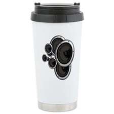 Speaker Wall Travel Mug