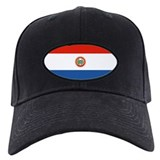 Cute Paraguay travel Baseball Hat