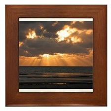 Europe Scenes Framed Tile