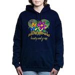 Butterflymotherinlaw.png Hooded Sweatshirt