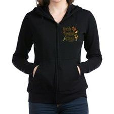 Butterflyworldsgreatestnana copy.png Zip Hoodie