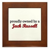 """Proudly Owned"" Framed Tile"