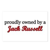 """Proudly Owned"" Postcards (Package of 8)"