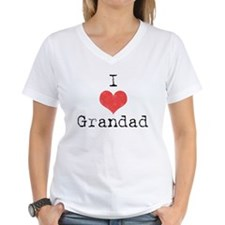 I {heart} Grandad Shirt