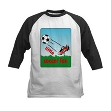 little soccer fan Tee
