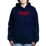 meanestmom.png Hooded Sweatshirt