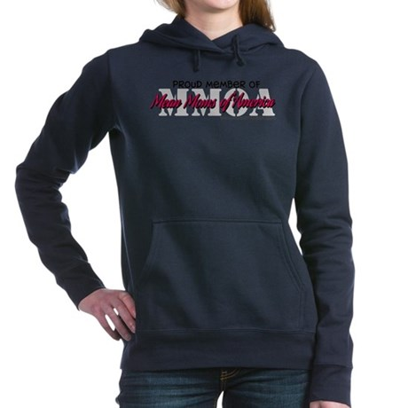 meanmoms.png Hooded Sweatshirt