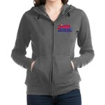 Grandkids - All the fun! Women's Zip Hoodie