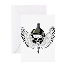 cod 2 Greeting Cards
