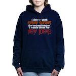 CRIMESHOWS.png Hooded Sweatshirt