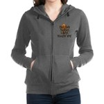 Hell Hath No Fury - Trucker's W Women's Zip Hoodie