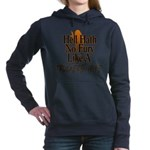 Hell Hath No Fury - Truc Women's Hooded Sweatshirt