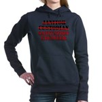 great aunt.png Hooded Sweatshirt