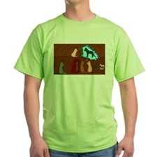 Ashfur and leafpool's envy T-Shirt