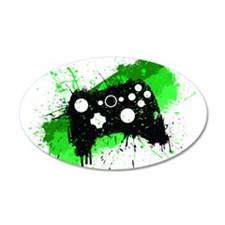 Graffiti Box Pad Wall Decal Sticker