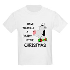 DAIRY LITTLE CHRISTMAS T-Shirt