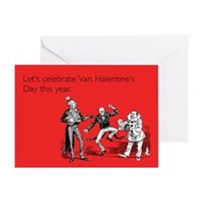 Van Halentine's Greeting Card