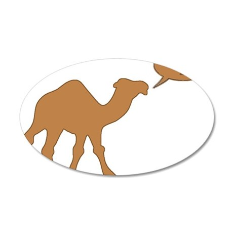 HUMP DAY HUMP DAY CAMEL Wall Decal