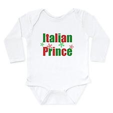 Italian Prince Bodysuit Body Suit