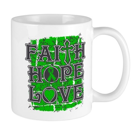 TBI Faith Hope Love Mug