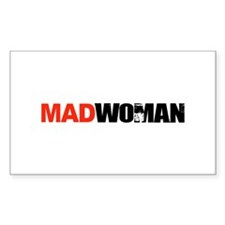 Mad Woman Decal