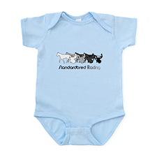 Racing Silhouette Infant Bodysuit