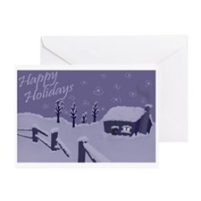 Greeting Card (Single, Blank Inside)