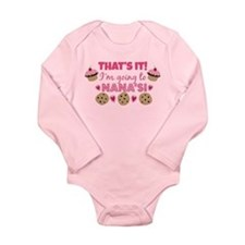 That's it! I'm going to Nana's! Long Sleeve Infant