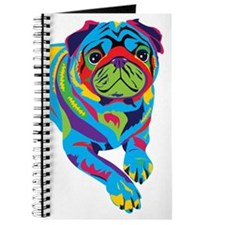 Rainbow Pug Journal