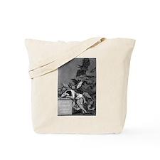 Sleep Monsters Tote Bag