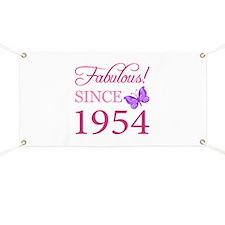 Fabulous Since 1954 Banner