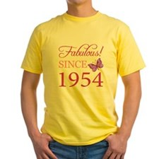 Fabulous Since 1954 T