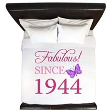 Fabulous Since 1944 King Duvet