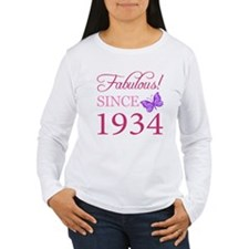 Fabulous Since 1934 T-Shirt